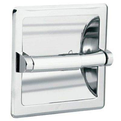 NEW Moen 2575 Contemporary Recessed Toilet Paper Holder  Chrome