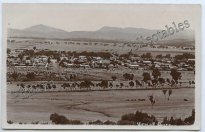 C1910 Rp Npu Postcard View Of The Northern Sa Town Of Quorn D57