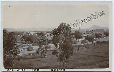 C1910 Rp Npu Postcard Criterion Hotel Railway Tce Quorn Sa D60