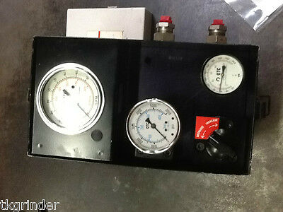 Spx Power Team Ht50A In-Line Hydraulic Tester