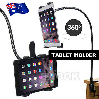OZ M New Lazy desktop 360 Rotating Bed Tablet Mount Stand Holder for iPad Air