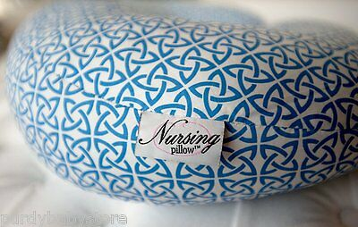 Nursing Pillow Serenity Fabric Breastfeeding Baby Infant Functional Comfortable
