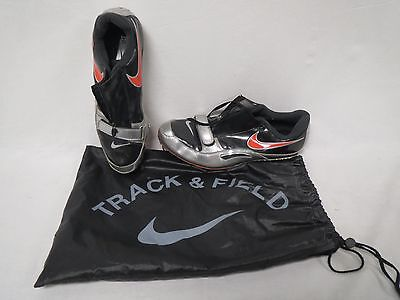 Nike Pat Pending Track And Field Cleats Size 10.5 Mens Comes In Bag