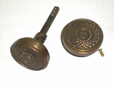 Antique Penn D104 Daisy c.1885 Door Knob very rare • CAD $94.49