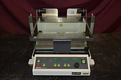 Buchi Q-101 Syncore Systems Polyvap Parallel Synthesis Evaporation Analyzer