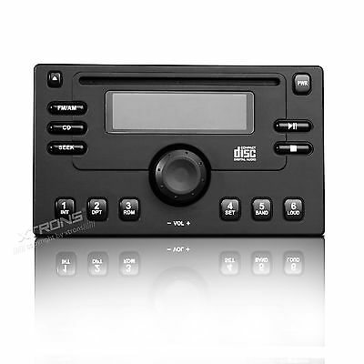 Security Face Panel Dummy Cover for Double DIN Car Stereo Radio GPS DVD Player