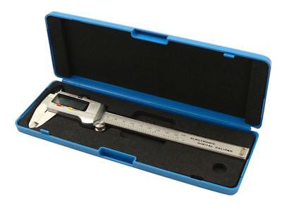 Digitaler Messschieber Digitale Schieblehre 150mm / Inch / Etui Caliper LCD