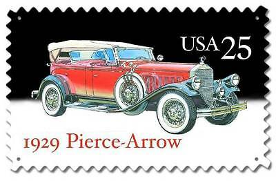 1929 Pierce-Arrow Series 133 Roadster Ref. #65208 Picture Factory Photo