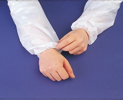 Oversleeves Arm Cover Sleeve Protector Elasticated Disposable 100 pieces