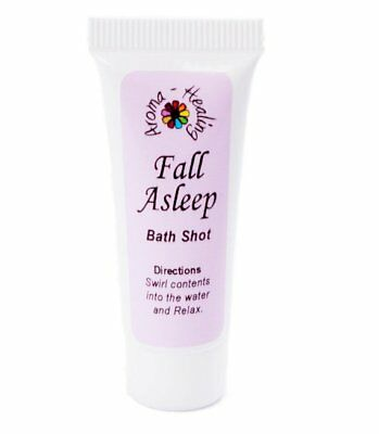 FALL ASLEEP Bath Shot Oil | Essential Oil For Insomnia | Sleep Oil | Lavender