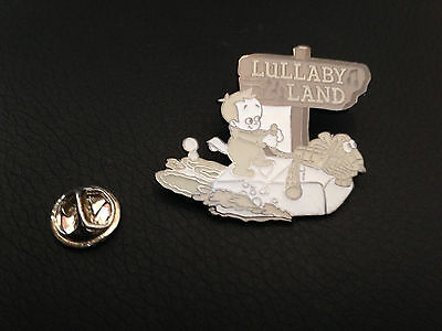Black/White Lullaby Land Disney Pin #58 Magical Musical Moments