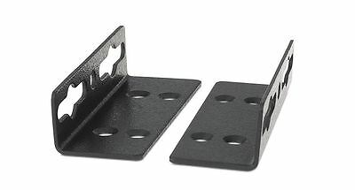 Extron MBU 125 Low-Profile Mount Kit, Black (70-077-01)