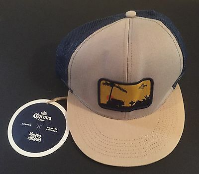 Corona Extra - Cap / Hat - Monster Children - Surfing Surf - Beer - Mexico - Bar