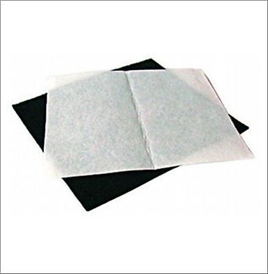 Universal Deep Fat Fryer Filters Charcoal And Grease Paper Filter Cut To Size
