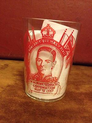 1937 king George swanky glass