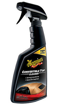 Meguiars Convertible & Cabriolet Soft Top Cleaner + FREE PAIR OF RUBBER GLOVES!