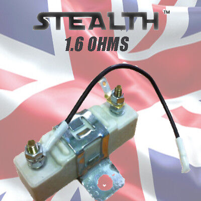 Stealth Ignition  Ballast resistor for use with 1.5 Ohm  Ballast coils