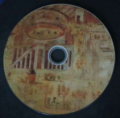 Vintage Old Roman Medieval Ancient History 100 Antique Books on DVD