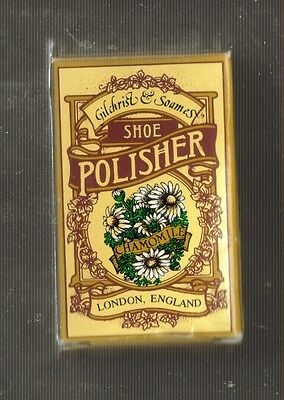 Authentic Travel Accessories Gilchrist & Soames Shoe Polisher London, England