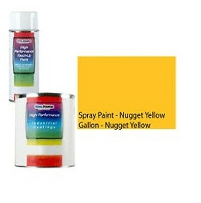 Hyster Forklift Spray Paint Nugget Yellow Oem Color Match