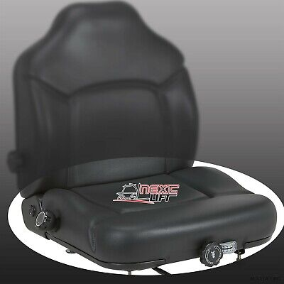 New Caterpillar Gc25K Gp25K Forklift Seat Bottom Cushion Vinyl Replacement Cat