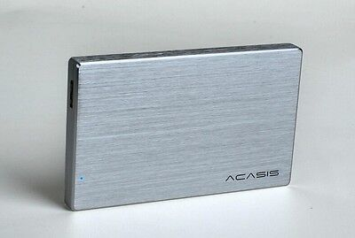 10065TW ACASIS FA-2013US All-aluminum 2.5-inch Notebook HDD Enclosure SATA to US