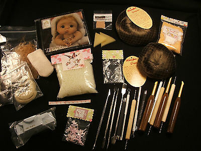LOT tutorials tools mohair supplies accessories diapers clothes ++  rasbubbyhill