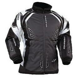 NEW COLDWAVE WOMENS SNOFIRE JACKET BLACK/GRAY