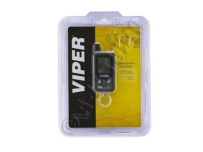 New Viper 7345V 2-Way LCD Alarm Remote Replacement for R350 3305V 7341V DEI
