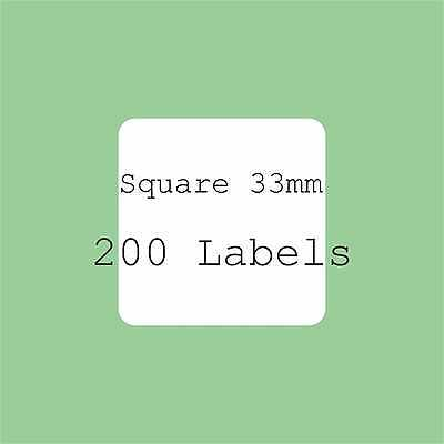 5 A4 SHEETS BLANK LABELS ROUND large SQUARES OVAL STICKERS RECTANGLE STICKER DIY
