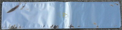 """LOT 50 Anti-Static Bag 7""""x30"""" 175mmx760mm Electronic protection shield open top"""