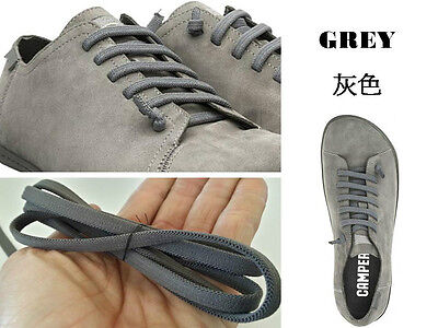 Spain Camper  Peu Flat Thick Elastic Laces Wholesale Shoelace Made In Taiwan