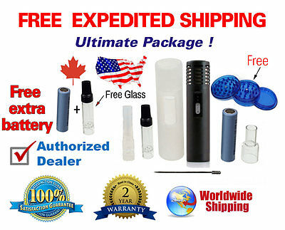 2017  Arizer Air - Free Shipping | ULTIMATE PACKAGE | Lots of freebies
