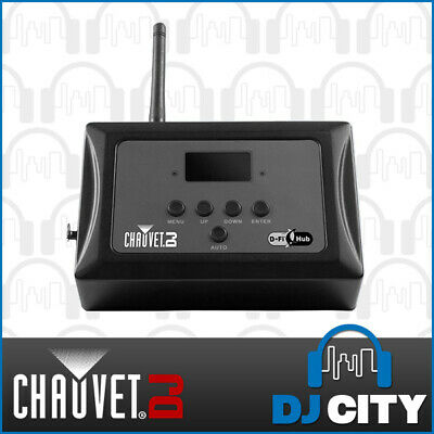 Chauvet DJ Wireless DMX Transceiver or Receiver 2.4 Ghz Technology DFIHUB