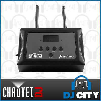CHAUVET Dj FLARECON AIR Wireless DMX Compact Transmitter Uplight Control