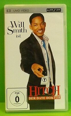 Hitch Der Date Doktor - Will Smith Umd Video Film Sony Playstation Psp