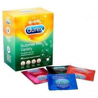 DUREX MIX Condoms variety pack * Elite Glyder PleasureMax Flavored Anatomic *