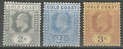 Gold Coast 1907 Kevii 2D 21/2D And 3D