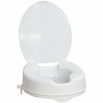 AquaSense Toilet Seat Cover with Lid 10cm