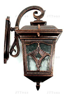 New Classical 4 Side Barbs Warm Yard Gallery Bracket Lamp Sconce Lamp Villa Home