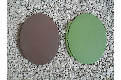 Renedra  Large Oval Bases