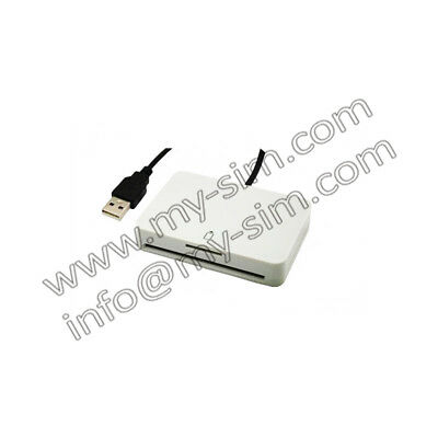 SIM Card Writer LTE USIM Card Writer with Programming Software SIM personalize