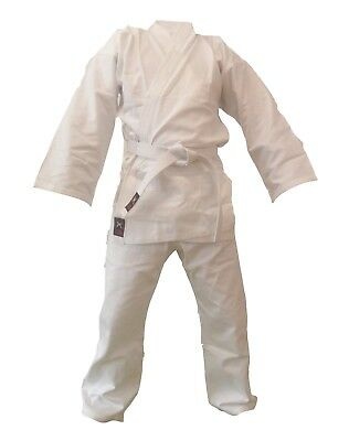 Karateanzug Budodrake Basic 8 oz Karategi Karate-Gi Kinder Karate-Anzug Anzüge