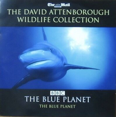 The David Attenborough Wildlife Collection Dvd - The Blue Planet 48 Mins