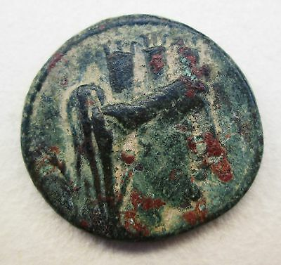Roman City Coin Tyre Archaeology