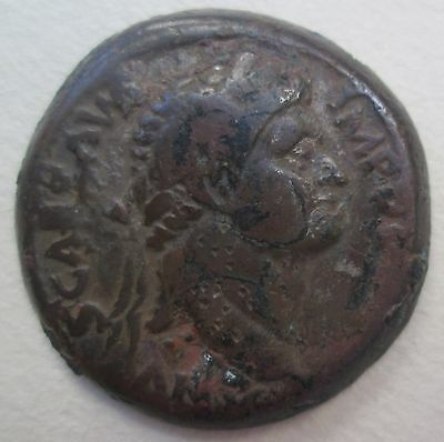 Ancient Roman City Coin Antioch Archaeology