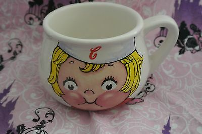 Licensed Campbell Soup Company Mug Campbell's Kids 1998