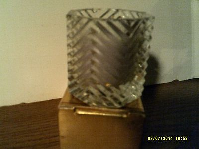 RARE VTG 1981 Avon Ultra Shimmer Odyssey Perfumed Candle-NEW IN BOX-FREE SHIP