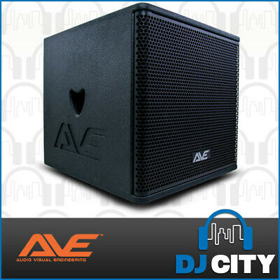 "Bassboy 2 Ave Active 15"" Subwoofer Powered Sub - Brand New - Dj City Australia"