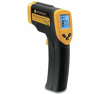 Etekcity Lasergrip 774 Non-contact Digital Laser Infrared Thermometer LMM